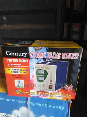 Century Automatic Voltage Stabilizer   Electrical Equipment for sale in Lagos State, Ojo