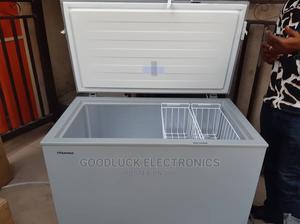 Hisense Frz Fc 340sh 250 Liters Chest Freezer   Kitchen Appliances for sale in Lagos State, Ikeja