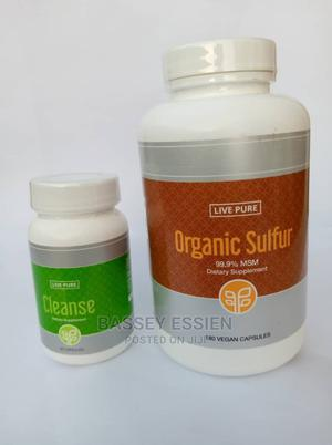 Cleanse and Organic Sulfur,Treat Osteo Arthritis.   Vitamins & Supplements for sale in Lagos State, Surulere