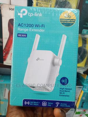 Tp Link Wifi Range Extender AC1200 RE305 | Networking Products for sale in Lagos State, Lagos Island (Eko)