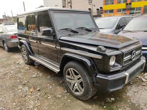Mercedes-Benz G-Class 2012 Black   Cars for sale in Lagos State, Ikeja