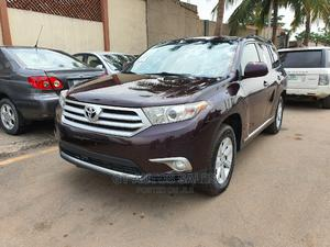 Toyota Highlander 2012 Brown | Cars for sale in Lagos State, Ikeja