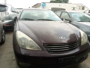 Lexus ES 2004 330 Sedan Purple | Cars for sale in Lagos State, Ikeja