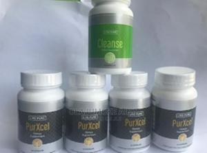 Eye Treatment Combo by Live PURE | Vitamins & Supplements for sale in Lagos State, Victoria Island