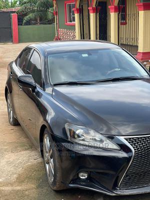 Lexus IS 2009 250 4WD Black | Cars for sale in Edo State, Benin City