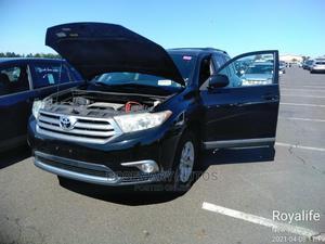 Toyota Highlander 2012 Black | Cars for sale in Lagos State, Ikeja