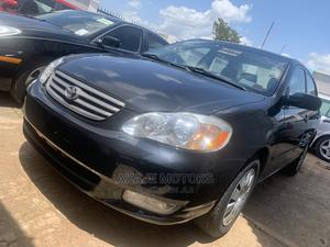 Toyota Corolla 2004 LE Black   Cars for sale in Kwara State, Ilorin East