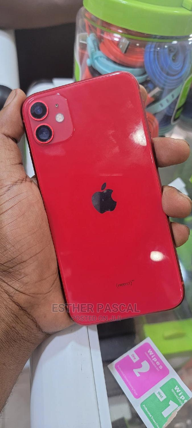 Apple iPhone 11 64 GB Red | Mobile Phones for sale in Warri, Delta State, Nigeria