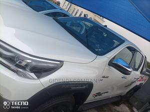 New Toyota Hilux 2020 White   Cars for sale in Lagos State, Ikeja
