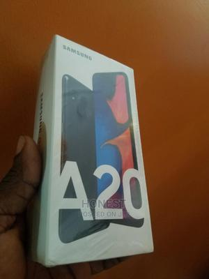 New Samsung Galaxy A20 32 GB Blue   Mobile Phones for sale in Lagos State, Ikeja