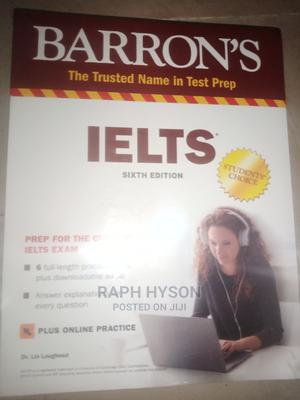 Barron's IELTS   Books & Games for sale in Lagos State, Victoria Island