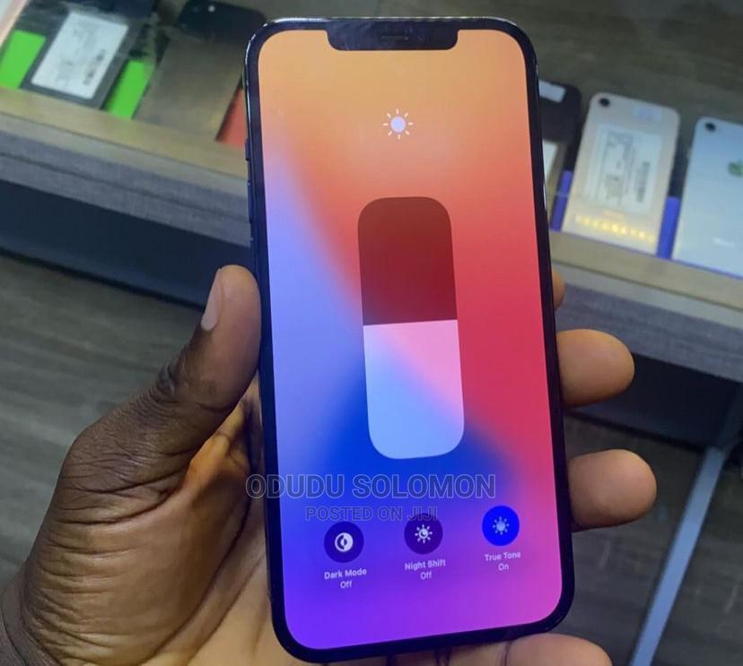 Apple iPhone 12 Pro Max 128GB Blue | Mobile Phones for sale in Ikeja, Lagos State, Nigeria