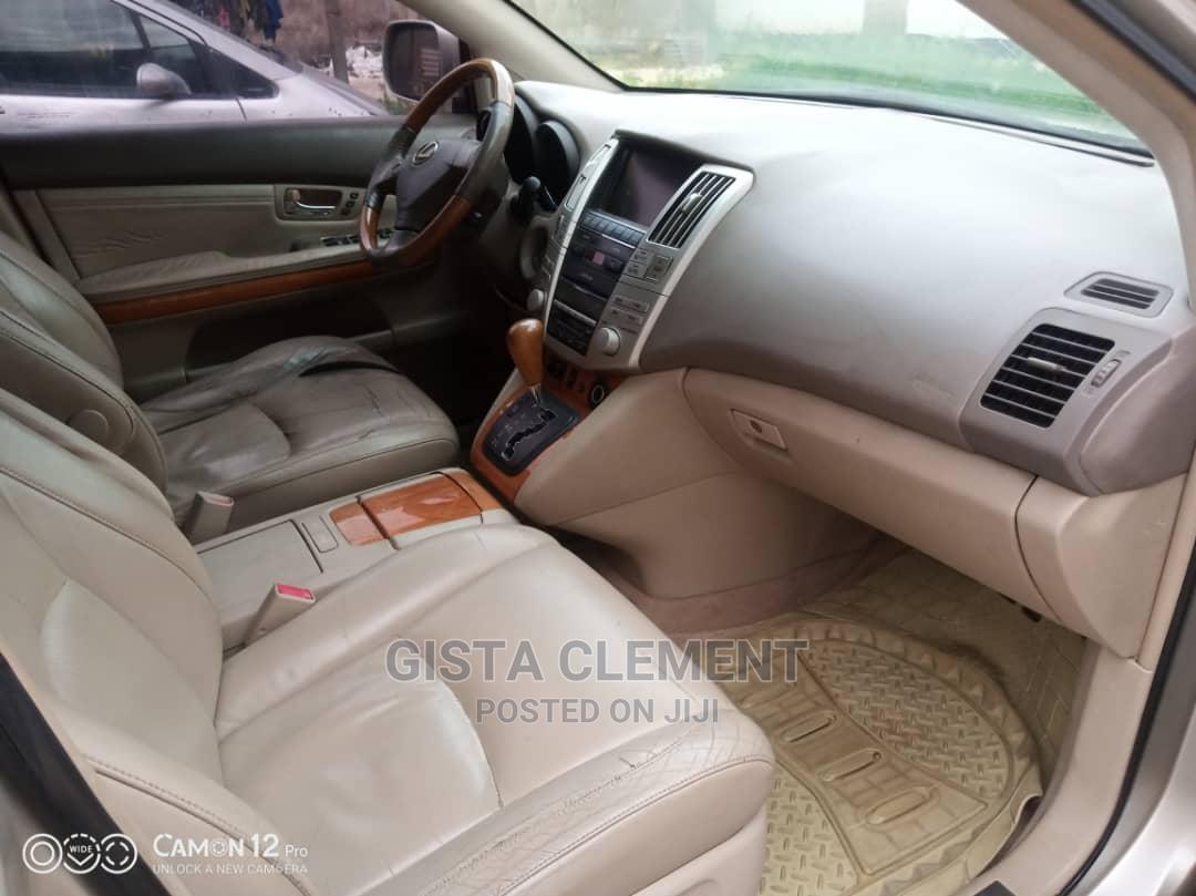 Lexus RX 2005 Gold   Cars for sale in Ikotun/Igando, Lagos State, Nigeria