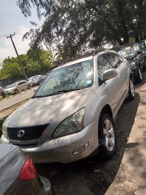 Lexus RX 2006 330 Silver | Cars for sale in Lagos State, Amuwo-Odofin