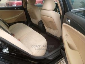 Hyundai Sonata 2012 Black | Cars for sale in Lagos State, Ojodu