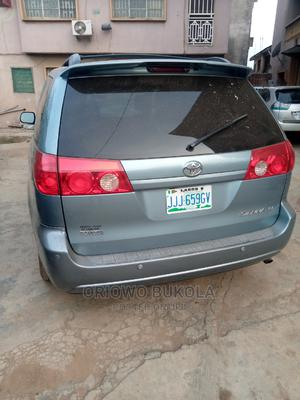 Toyota Sienna 2008 LE Blue   Cars for sale in Lagos State, Yaba