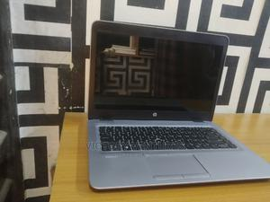 Laptop HP EliteBook 840 G3 4GB AMD HDD 320GB | Laptops & Computers for sale in Lagos State, Surulere