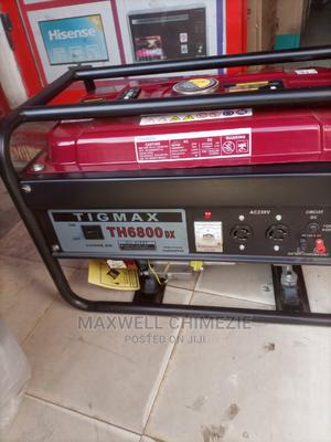 Tigmax Generator Th6800dx   Electrical Equipment for sale in Lagos State, Ojo