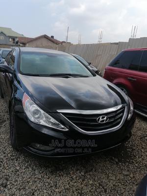 Hyundai Sonata 2013 Black   Cars for sale in Lagos State, Ojodu
