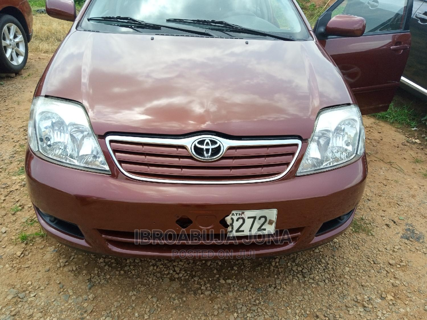 Archive: Toyota Corolla 2005 1.8 TS Other