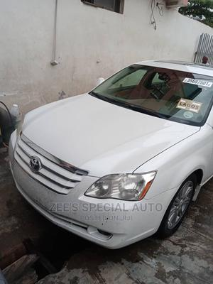 Toyota Avalon 2005 XL White | Cars for sale in Lagos State, Ikeja