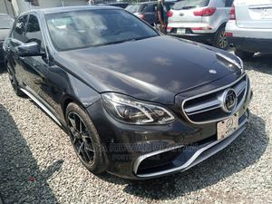 Mercedes-Benz E350 2014 Black   Cars for sale in Lagos State, Yaba