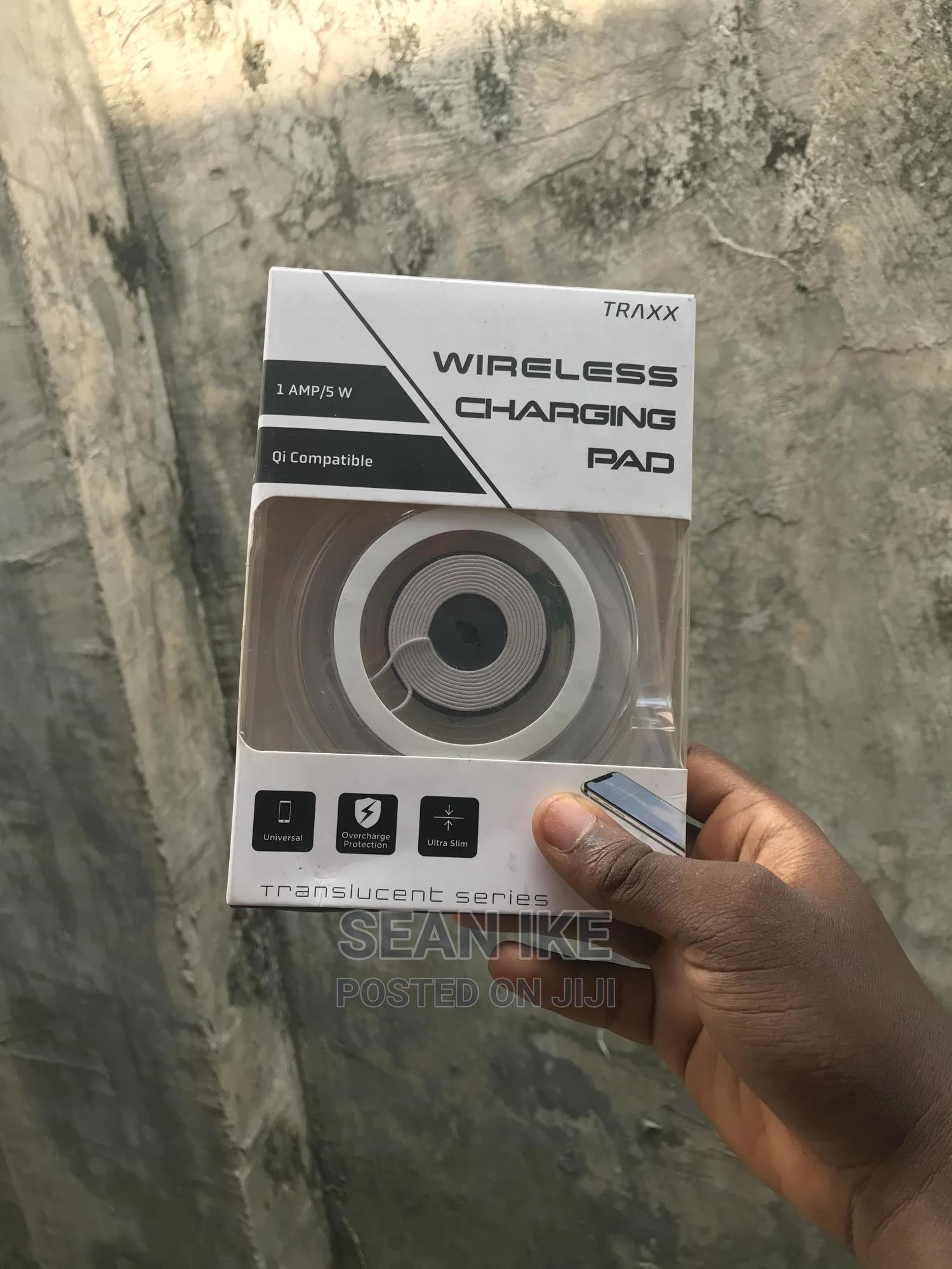 Universal Wireless Charging Pad