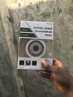 Universal Wireless Charging Pad | Accessories for Mobile Phones & Tablets for sale in Rivers State, Port-Harcourt