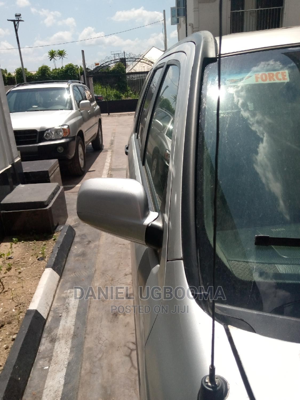 Honda CR-V 2004 EX 4WD Automatic Silver | Cars for sale in Sapele, Delta State, Nigeria