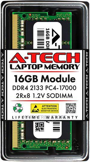 16gb Laptop Ddr4 Memory 2133mhz Sodimm Pc4-17000 1.2V | Computer Hardware for sale in Lagos State, Lekki