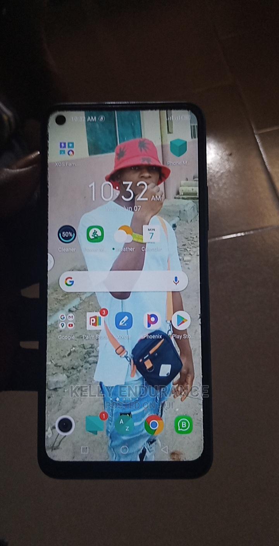 Infinix Note 10 Pro 64 GB Blue   Mobile Phones for sale in Warri, Delta State, Nigeria
