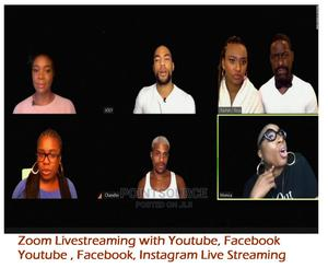 Event Live Streaming Services | DJ & Entertainment Services for sale in Lagos State, Ikeja