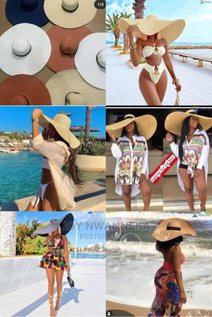 Largest Brime Beach Hat | Clothing Accessories for sale in Lagos State, Lagos Island (Eko)