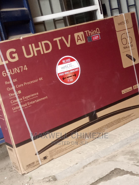 65 Inches Lg Television Smart Original