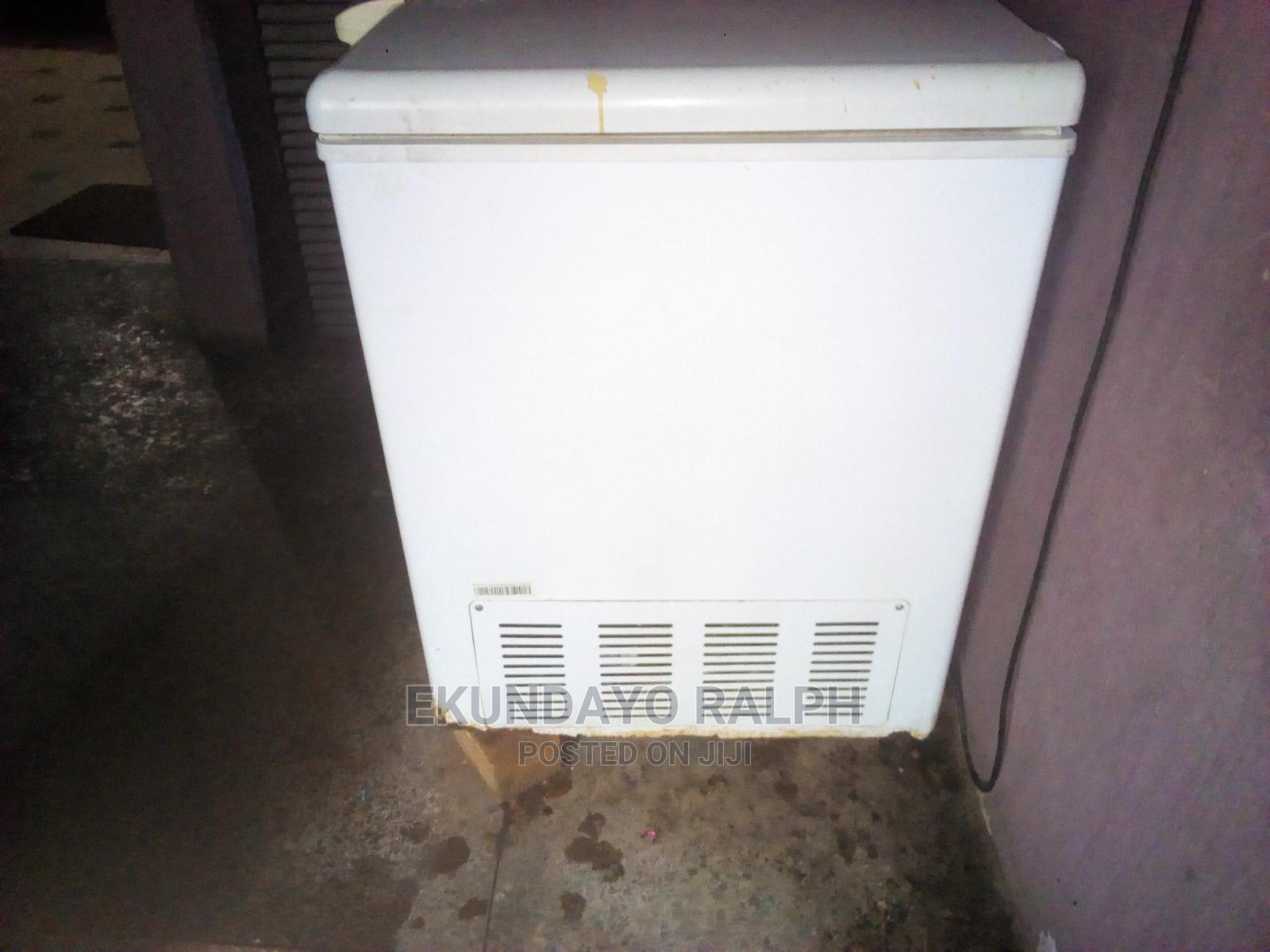 Haier Thermocool Chest Freezer   Kitchen Appliances for sale in Alimosho, Lagos State, Nigeria