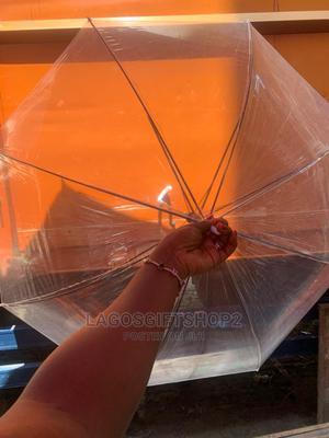 Transparent Umbrella for Souvenir   Clothing Accessories for sale in Lagos State, Lagos Island (Eko)