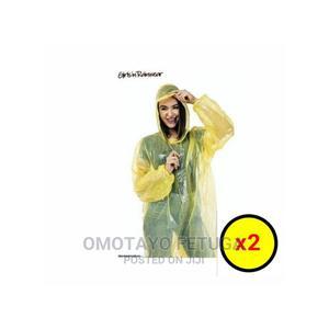 Raincoat, Foldable Nylon Shield, Rain Coat, Transparent   Clothing for sale in Lagos State, Ikeja