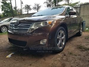 Toyota Venza 2010 V6 AWD Brown | Cars for sale in Lagos State, Magodo