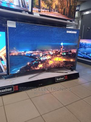 Samsung Qwantum Curved TV 78 Inches 78ks 900 | TV & DVD Equipment for sale in Abuja (FCT) State, Wuse