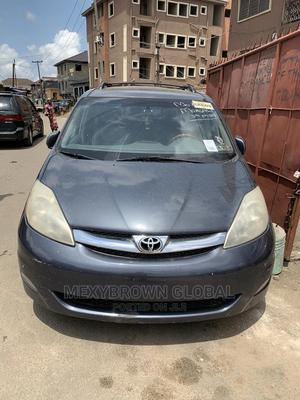 Toyota Sienna 2007 XLE Limited Blue | Cars for sale in Lagos State, Ilupeju
