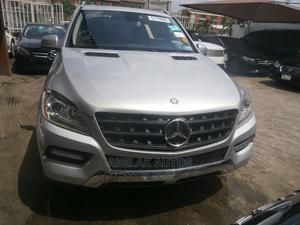 Mercedes-Benz GLK-Class 2012 350 4MATIC Silver | Cars for sale in Lagos State, Ikeja