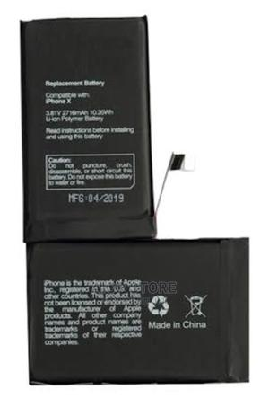iPhone X Replacement Battery. | Accessories for Mobile Phones & Tablets for sale in Rivers State, Port-Harcourt