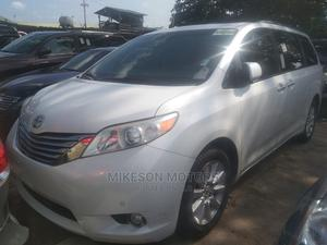 Toyota Sienna 2011 XLE 8 Passenger White | Cars for sale in Lagos State, Apapa