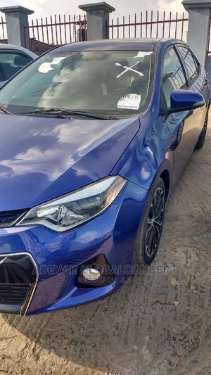 Toyota Corolla 2015 Blue | Cars for sale in Oyo State, Ibadan