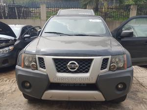 Nissan Xterra 2012 Pro-4x Automatic Gray   Cars for sale in Lagos State, Maryland