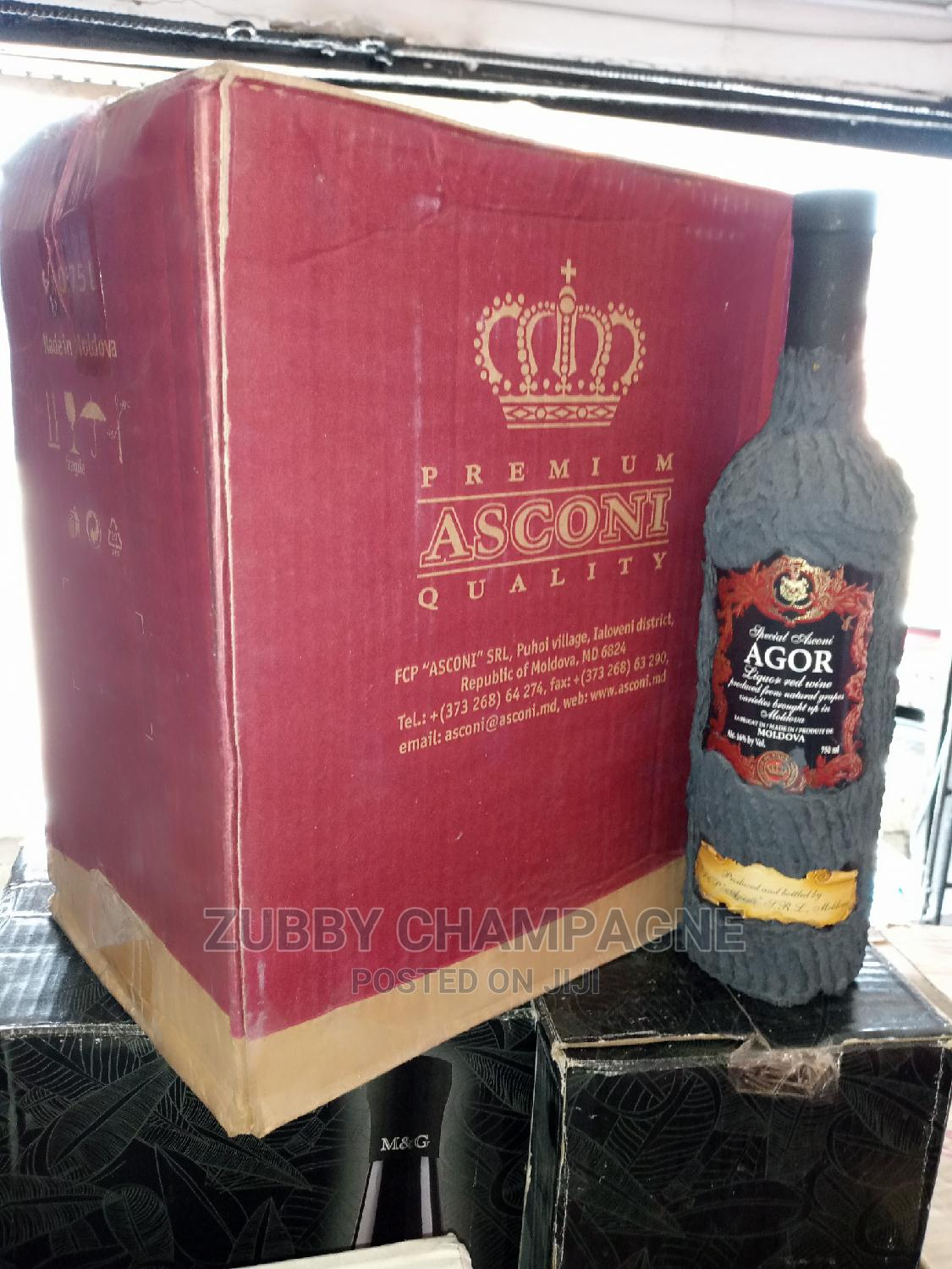 Agor Red Wine