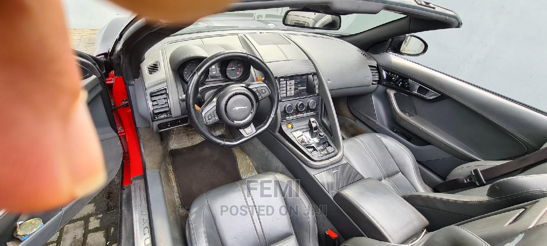 Jaguar F-Type 2015 Silver   Cars for sale in Lekki, Lagos State, Nigeria