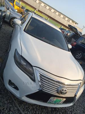 Toyota Camry 2007 White | Cars for sale in Lagos State, Agege