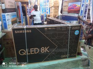 Smart 8k Tv QLED 75inches | TV & DVD Equipment for sale in Lagos State, Ikeja