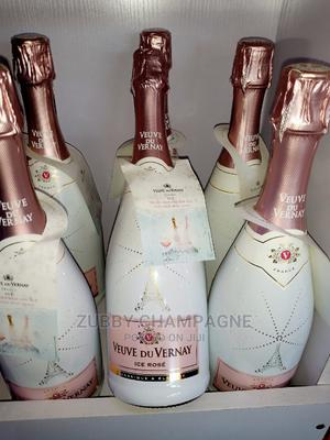 Veuve Du Vernay Champagne Ice Rose   Meals & Drinks for sale in Lagos State, Lagos Island (Eko)